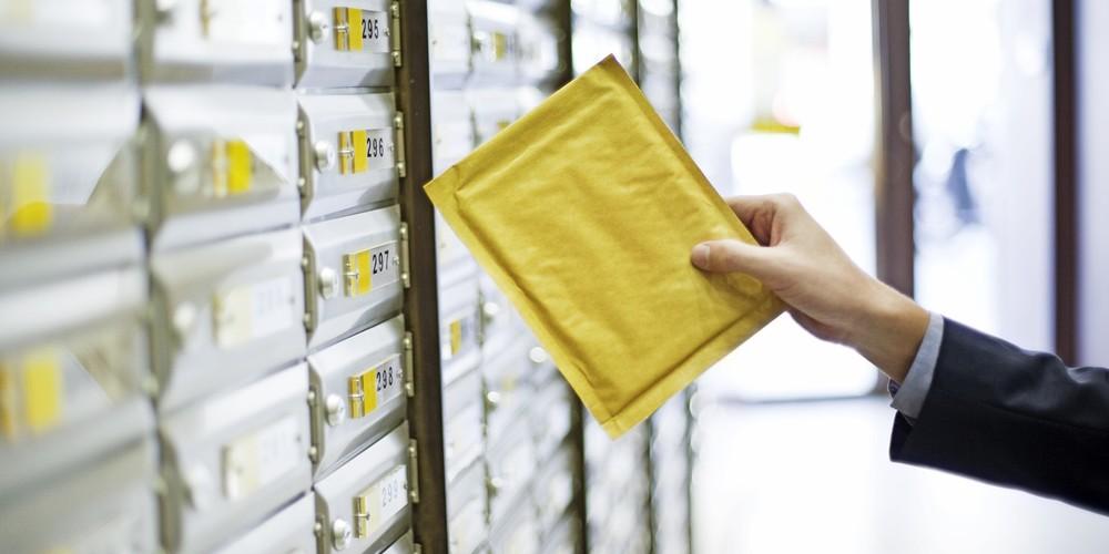 posta raccomandata